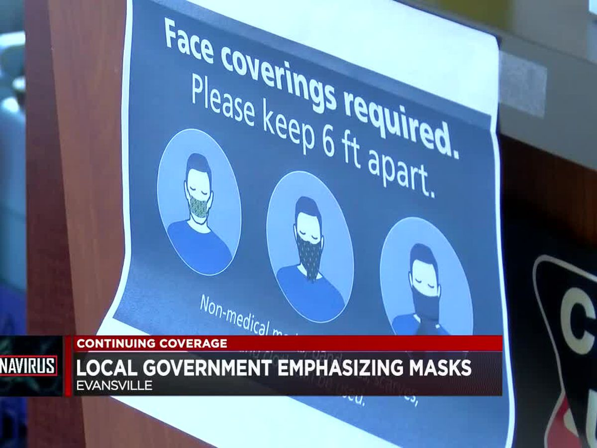 Evansville City Council explores action regarding masks