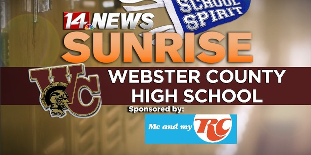 Sunrise School Spirit takes over Webster Co. High School