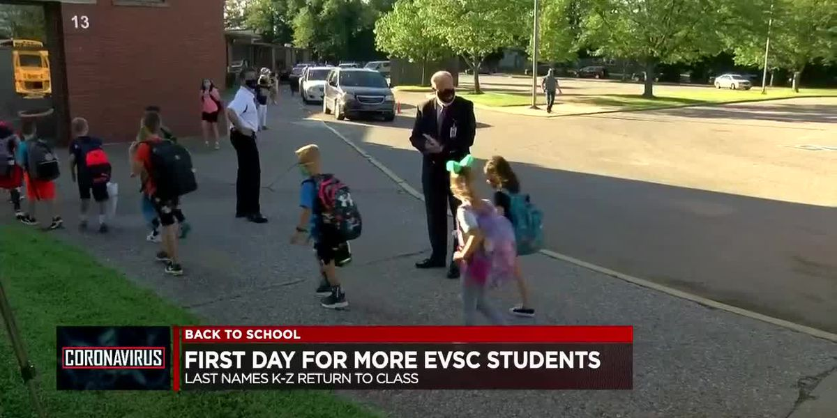 More EVSC students returning to class