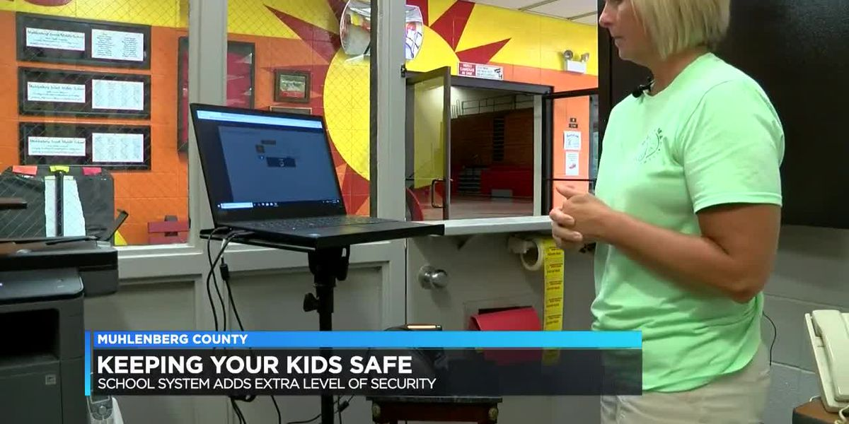 Muhlenberg Co. schools rolls out new security system district wide