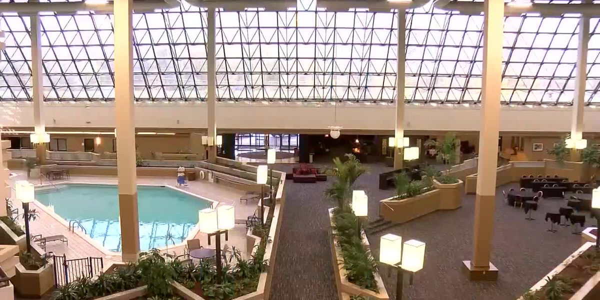 Airport Holiday Inn to reopen as Melrose Assisted Living Facility