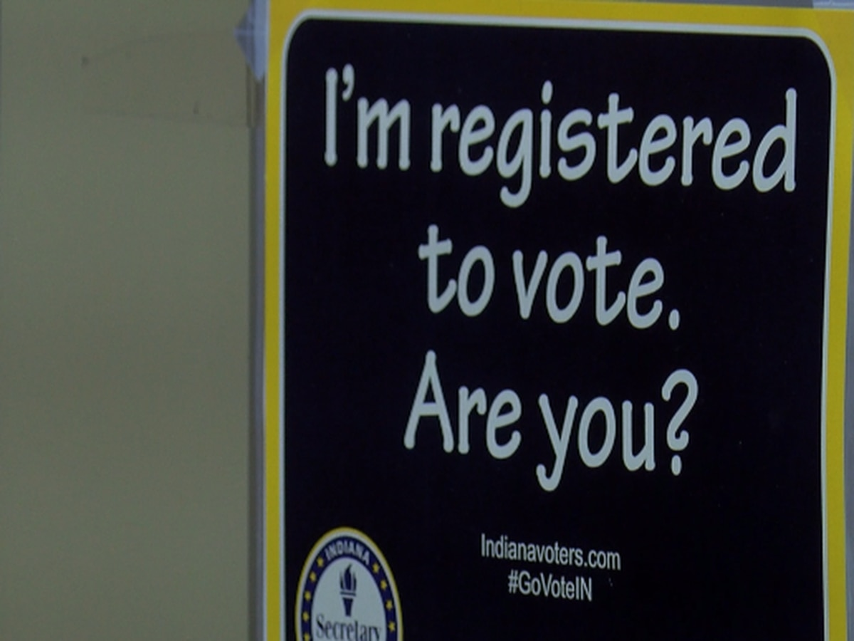 Early voting to start in Indiana on October 6