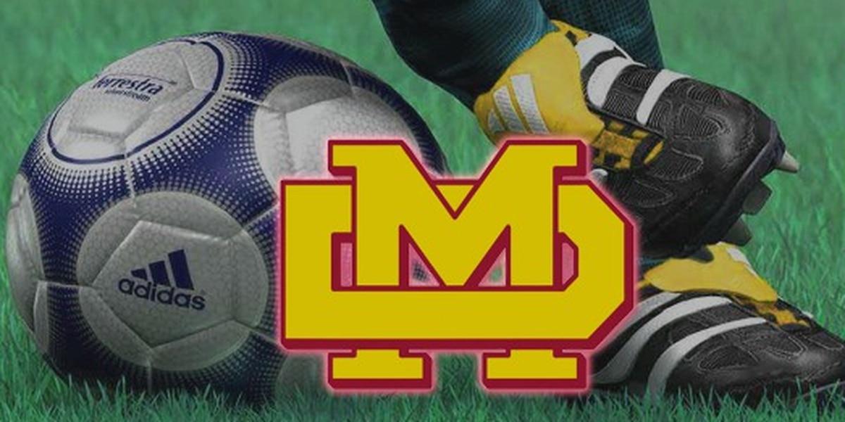 Mater Dei girls when third straight soccer title