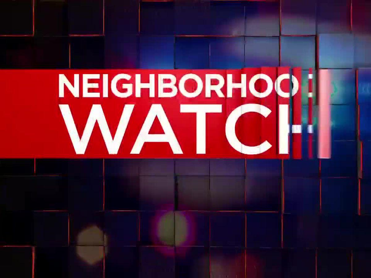 Neighborhood Watch: Keep your doors locked, crime increases during holiday season