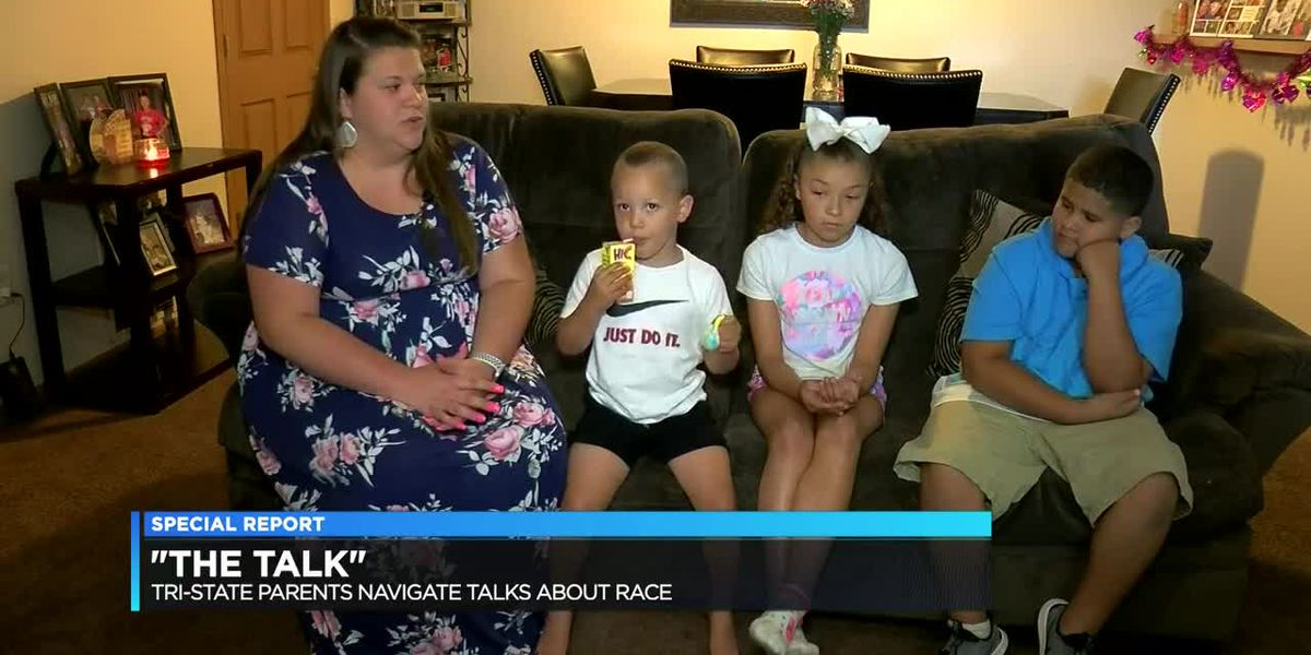 Special Report: 'The Talk' showcases how parents talk to their children about social injustices