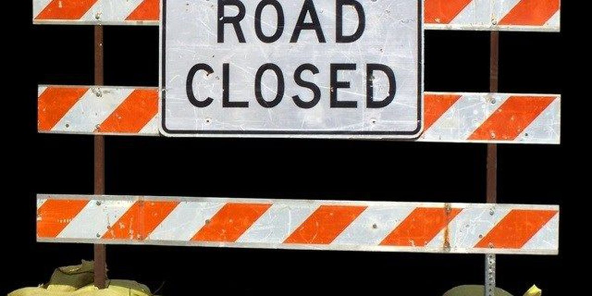 Traffic alert: sewer work to lead to intersection closure
