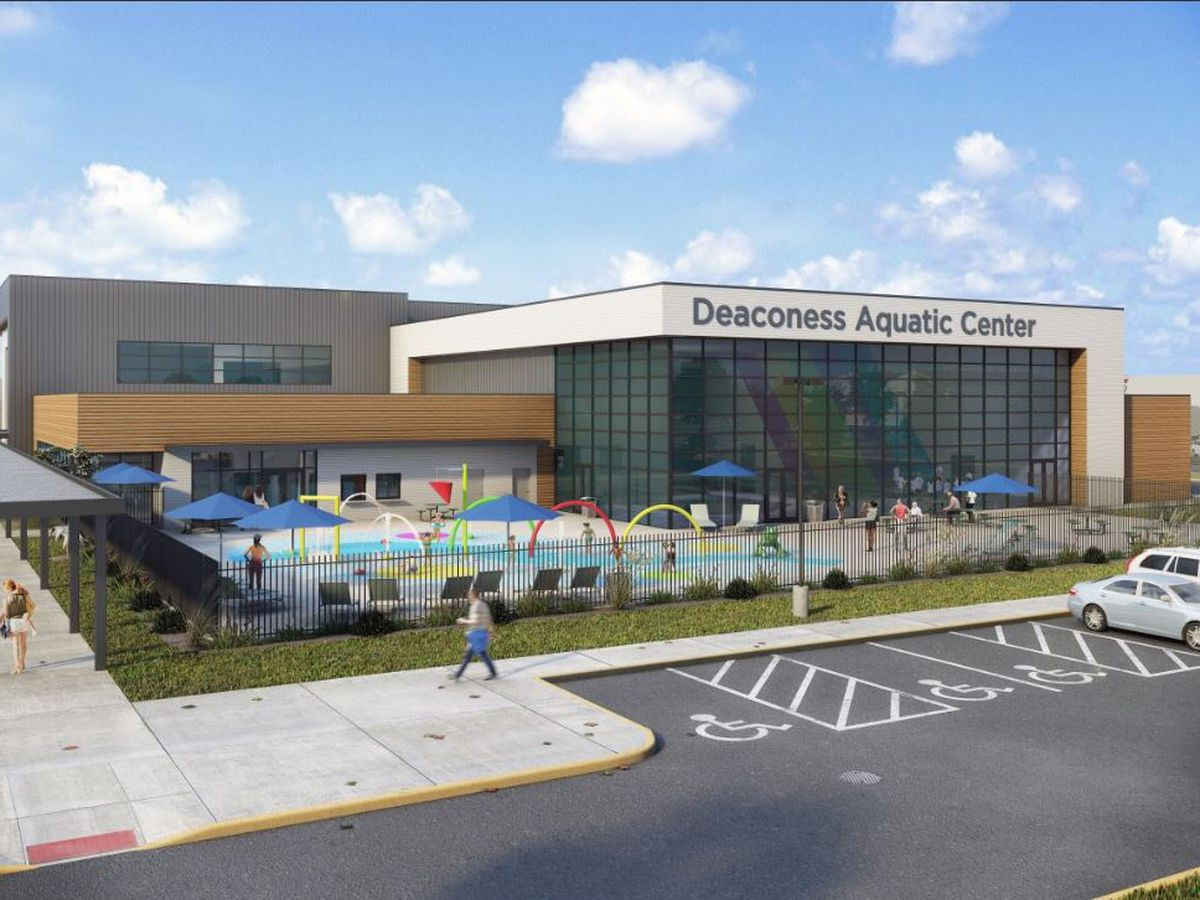 Big step for future of Deaconess Aquatic Center