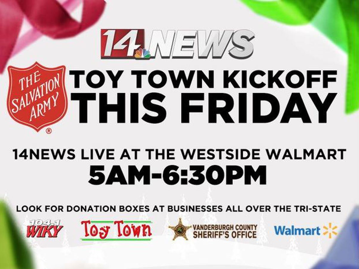 Toy Town event happening today