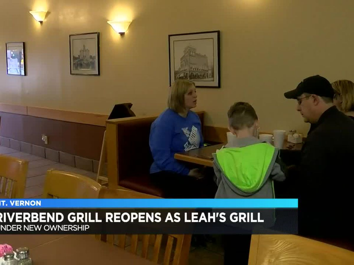 Riverbend Grill in Mt. Vernon reopens under new ownership