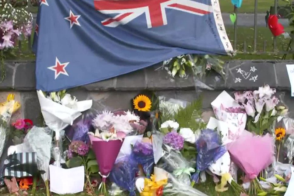 New Zealand leader vows to 'absolutely deny' mosque gunman a platform