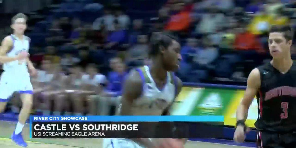 River City Showcase: Castle vs Southridge boys basketball highlights