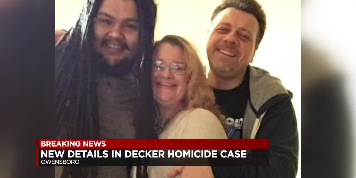 Arrest made in Nick Decker murder investigation
