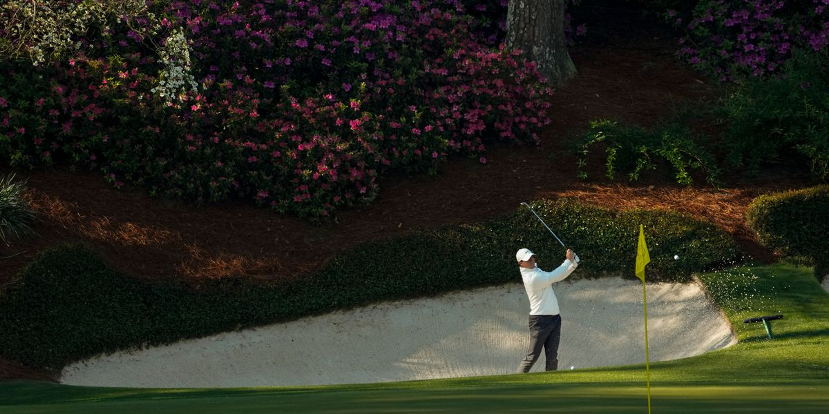 Johnson, McIlroy seeking exclusive company at the Masters