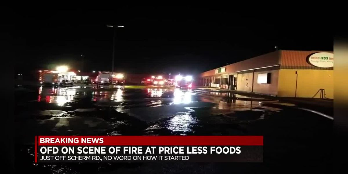 Crews respond to fire at Owensboro grocery store