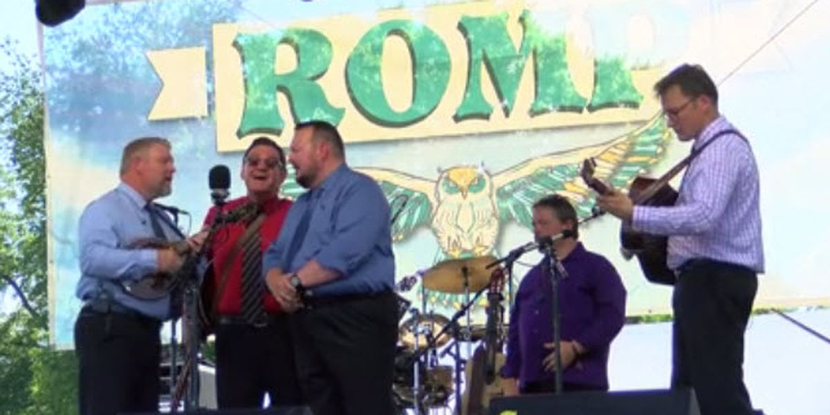 Band performs for first time at ROMP