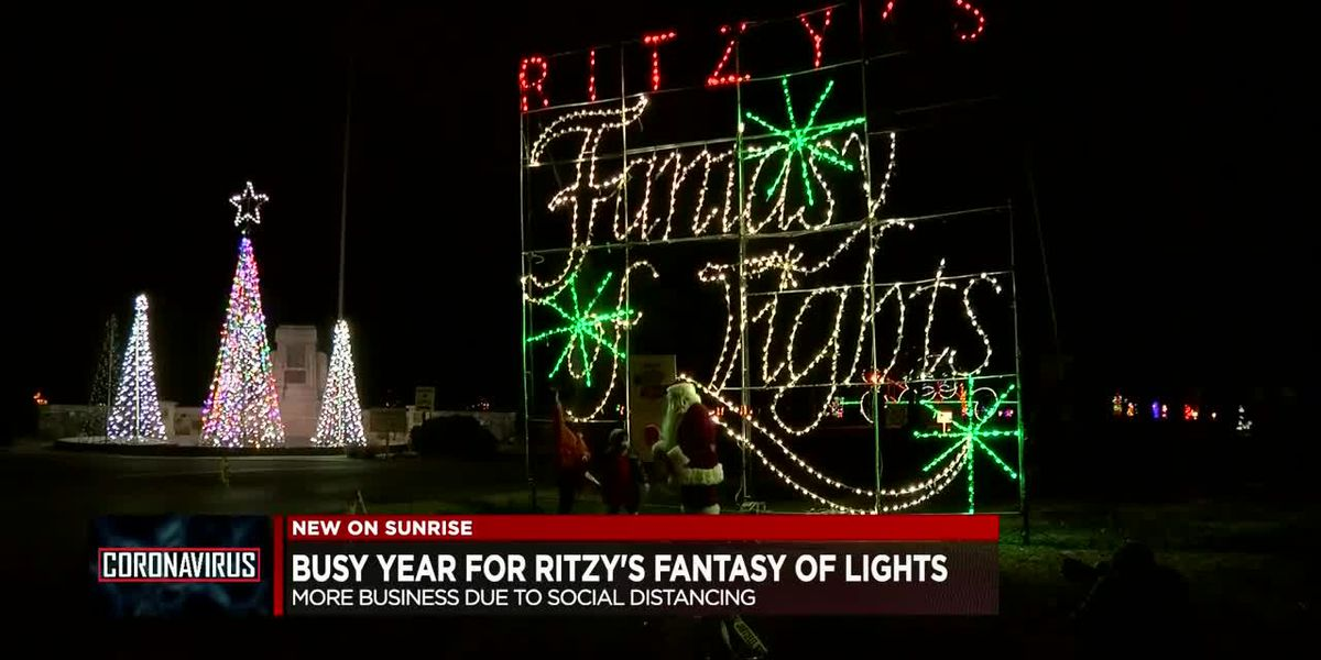Busy year for Fantasy of Lights