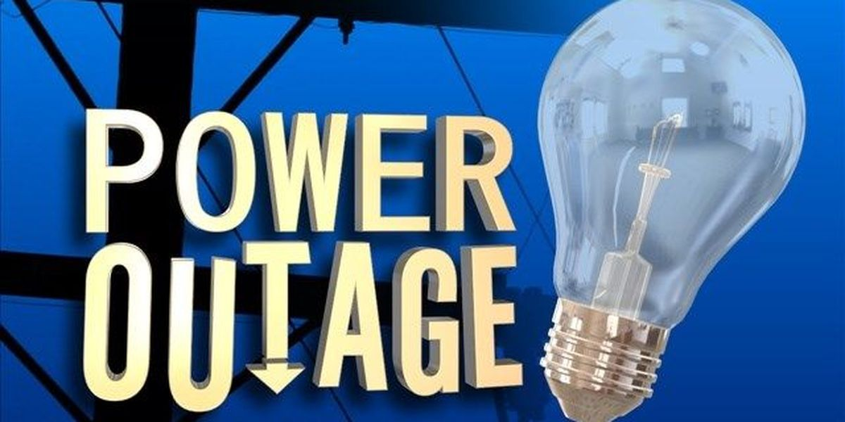 Nearly 2,000 customers without power in Downtown Evansville