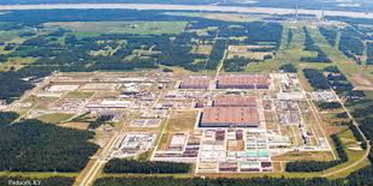 Former Paducah plant workers may be rehired