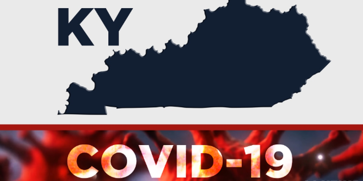 KY confirms over 1k new COVID-19 cases on Sat.