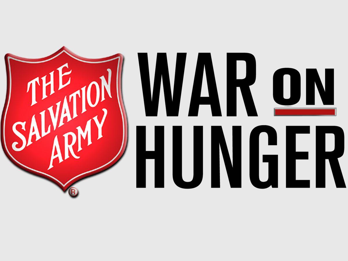 War on Hunger Campaign underway