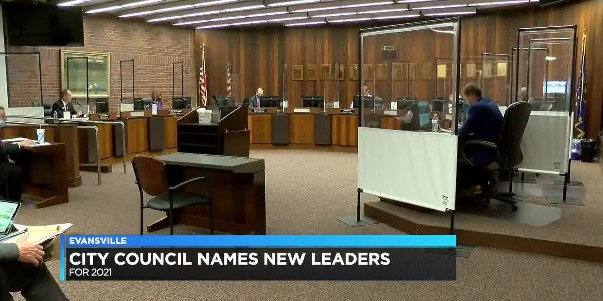 Beane named City Council President, Burton to serve as VP