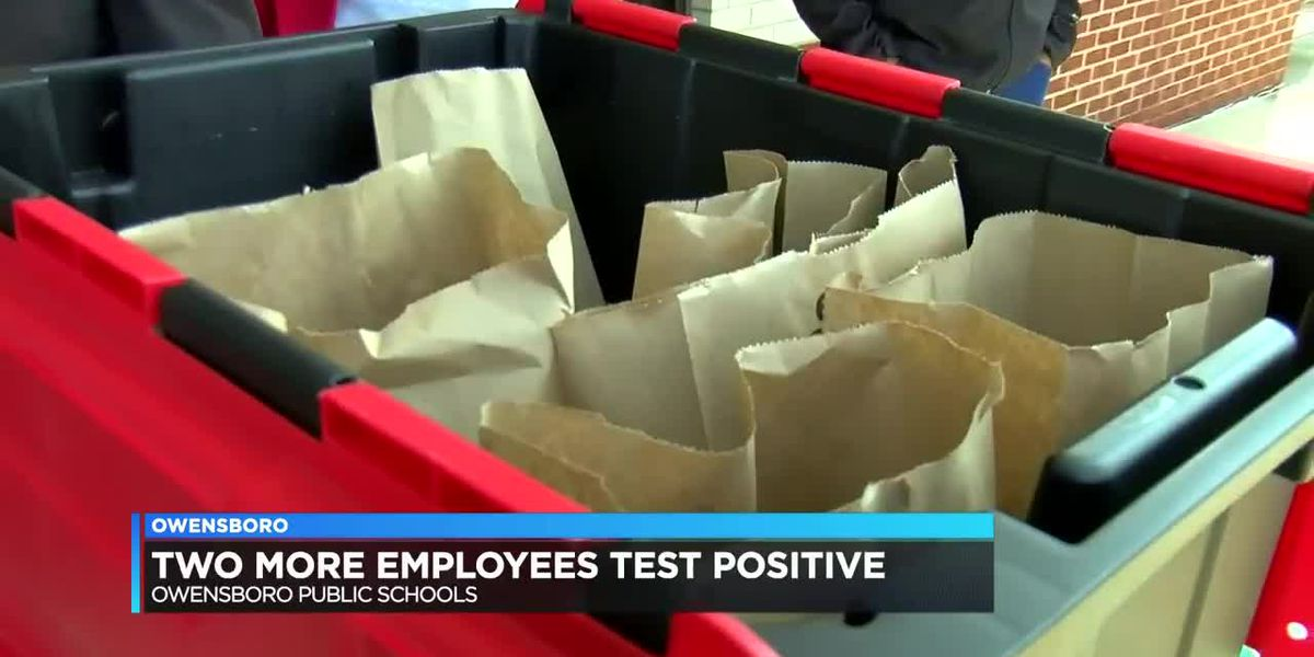 OPS changes meal program after 2 more employees test positive for COVID-19