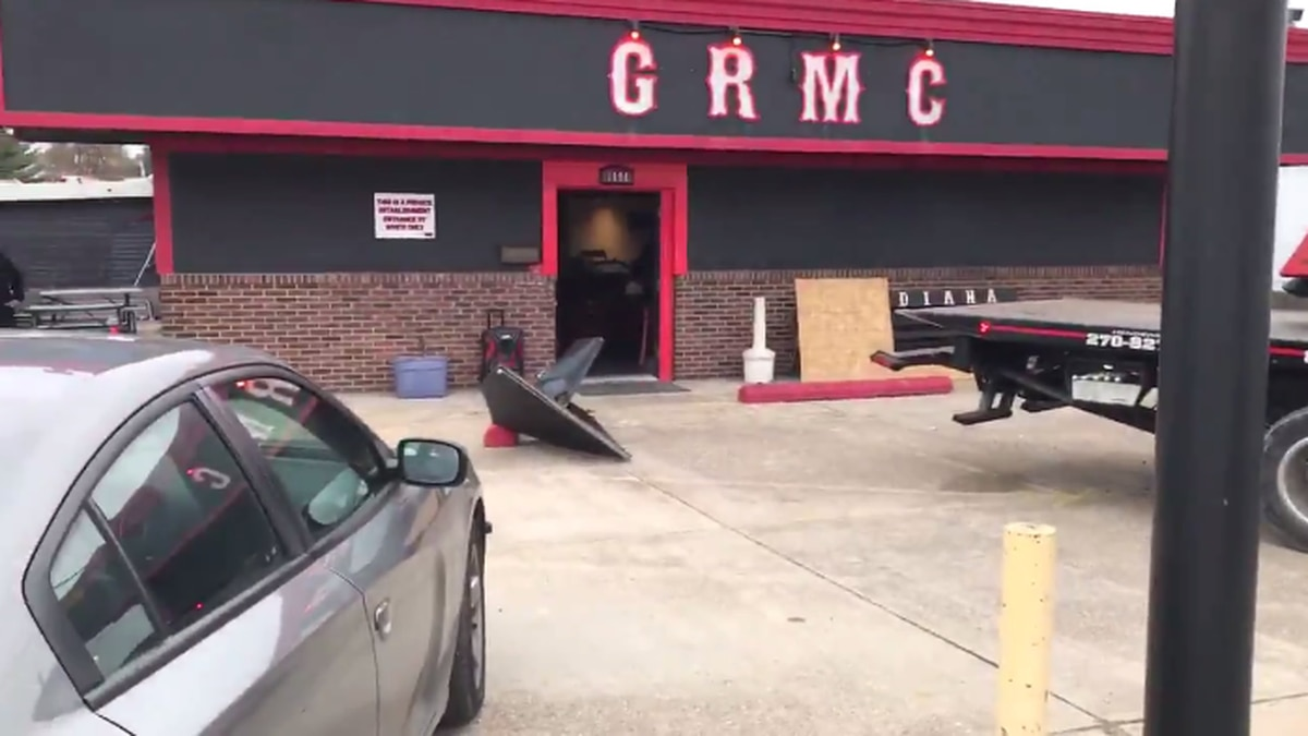 Grim Reapers Motorcycle Club President indicted on gun charges