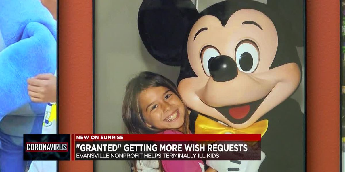 Evansville nonprofit that helps terminally ill kids is getting more wish requests