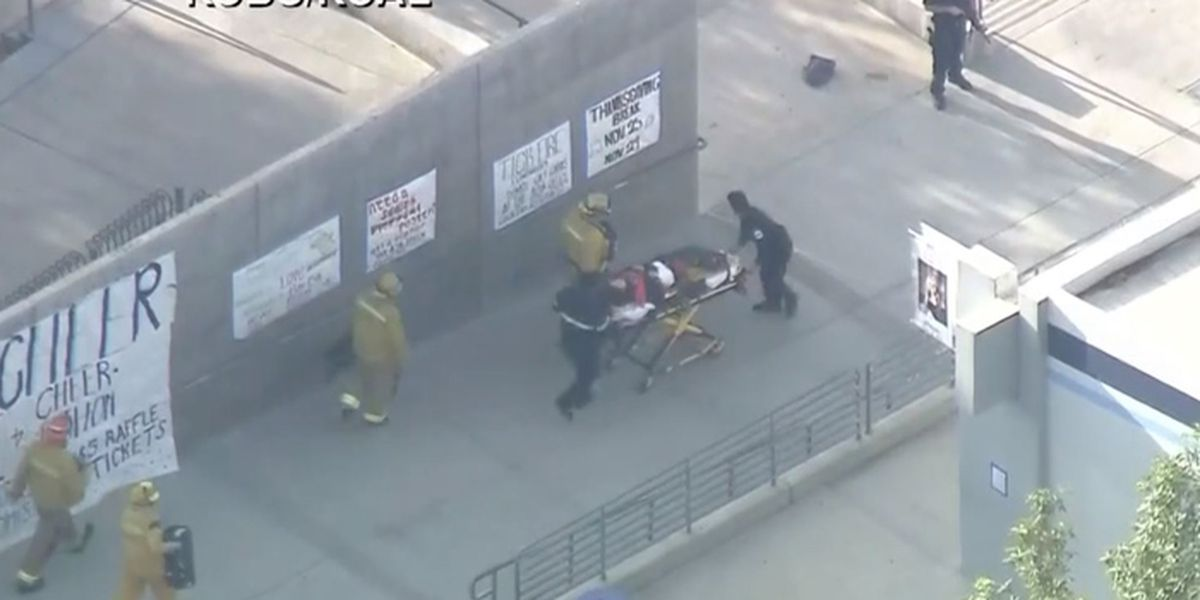 At least 6 hurt at high school shooting in Santa Clarita, Cal.