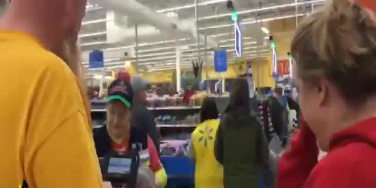 Chandler church surprises people at Walmart by paying for their items