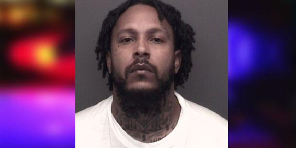 Federal case over, murder suspect now in Vanderburgh Co. jail