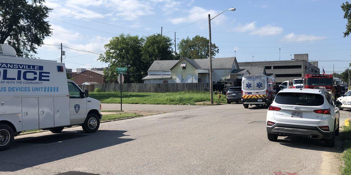 Police: Drug task force finds potentially hazardous chemicals at Evansville home