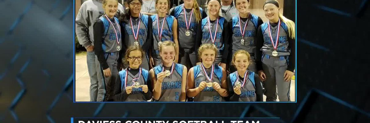 KY Chrome places 3rd in World Series