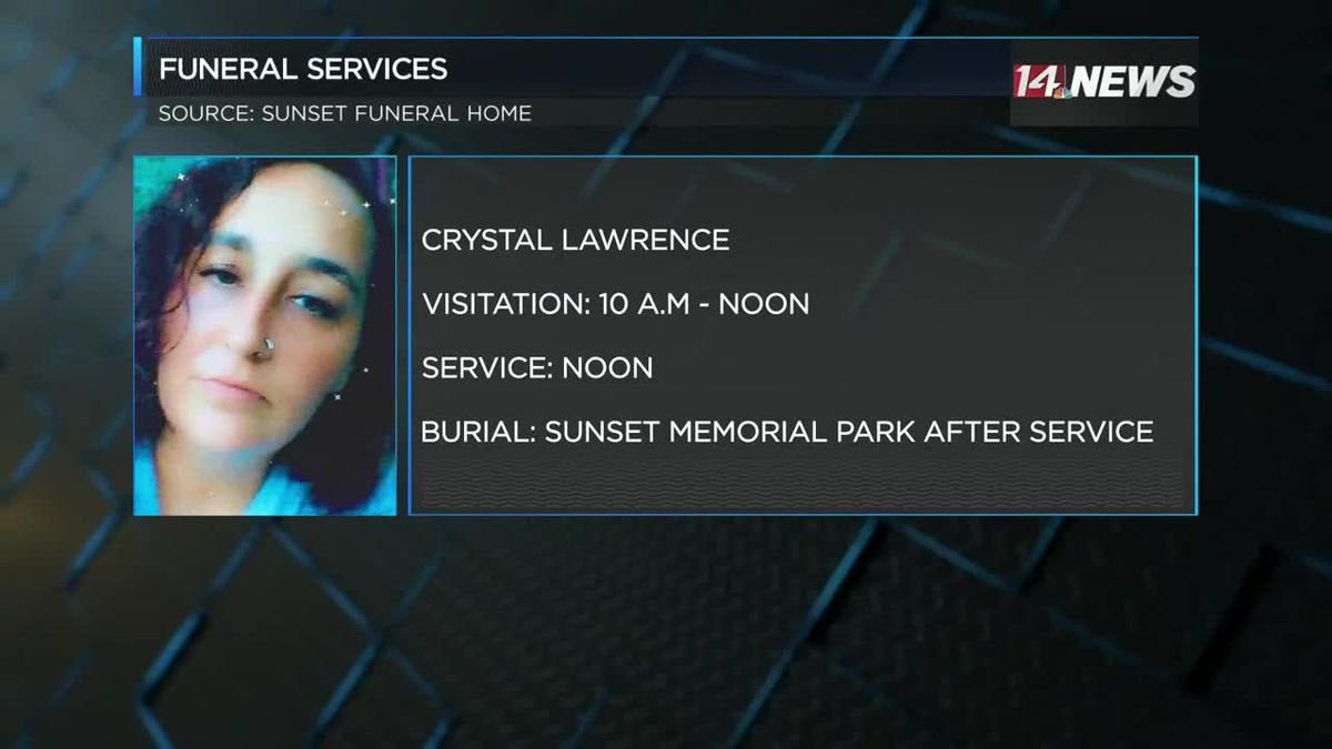 Funeral service set for woman killed in Hwy 41 crash