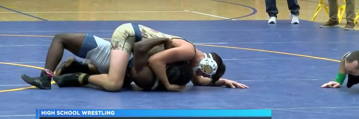 HS wrestling holding strong despite COVID-19 pandemic