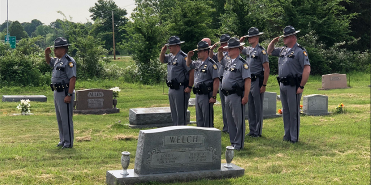 KSP honors 2 fallen Troopers in western Kentucky