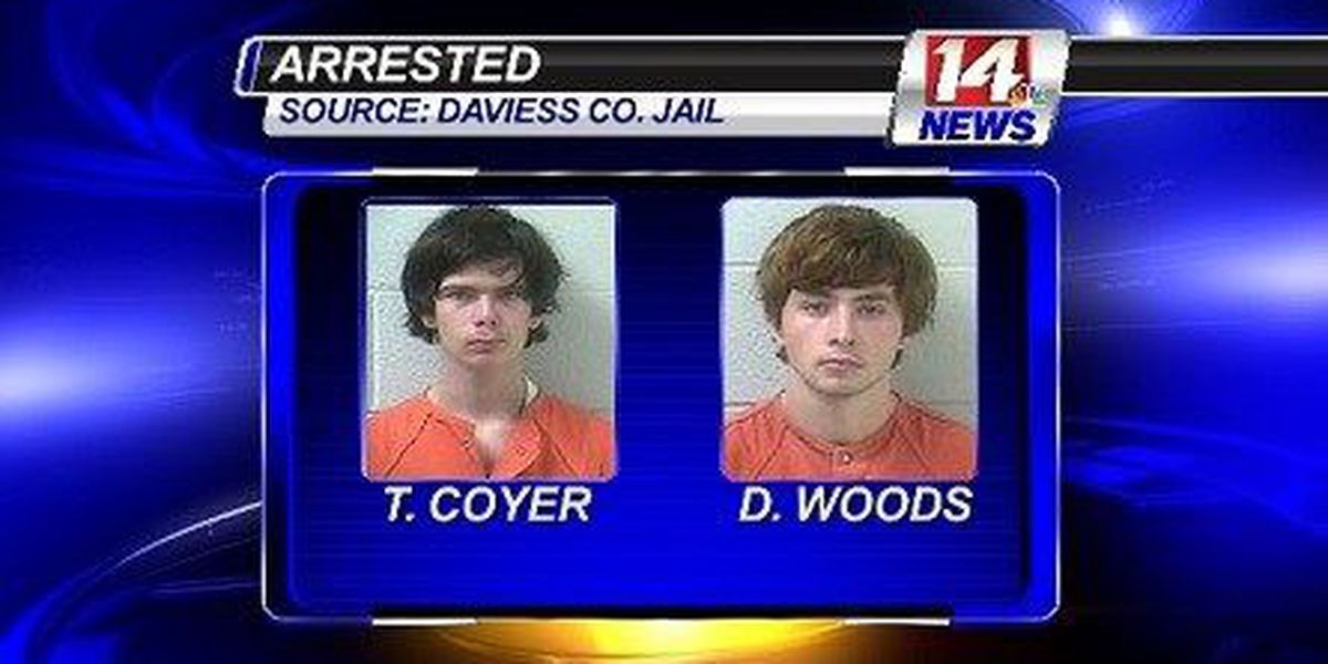 Two Hopkins Co. Men Charged with Sexual Abuse