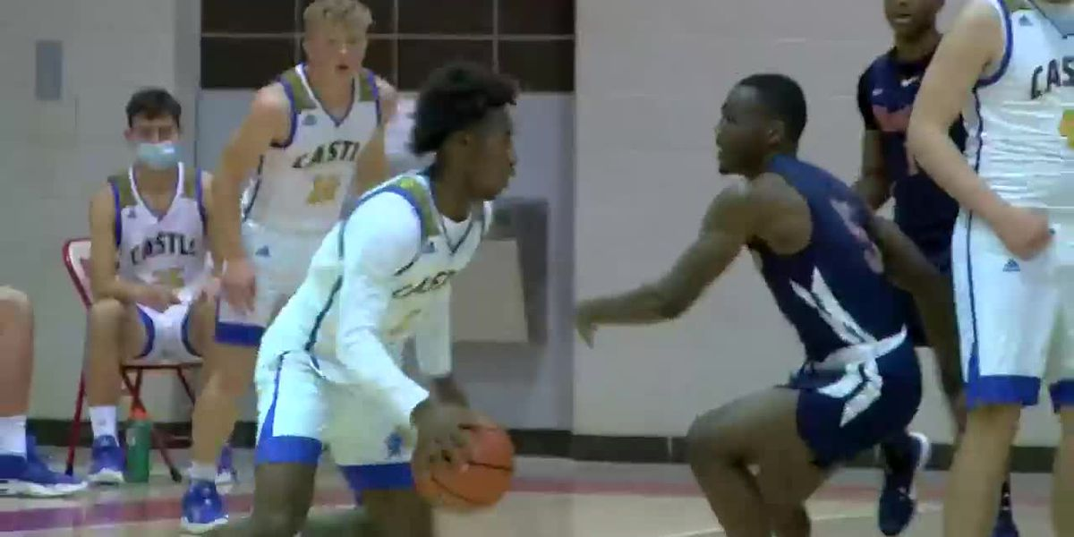 Bosse Winter Classic: Gary West vs. Castle highlights