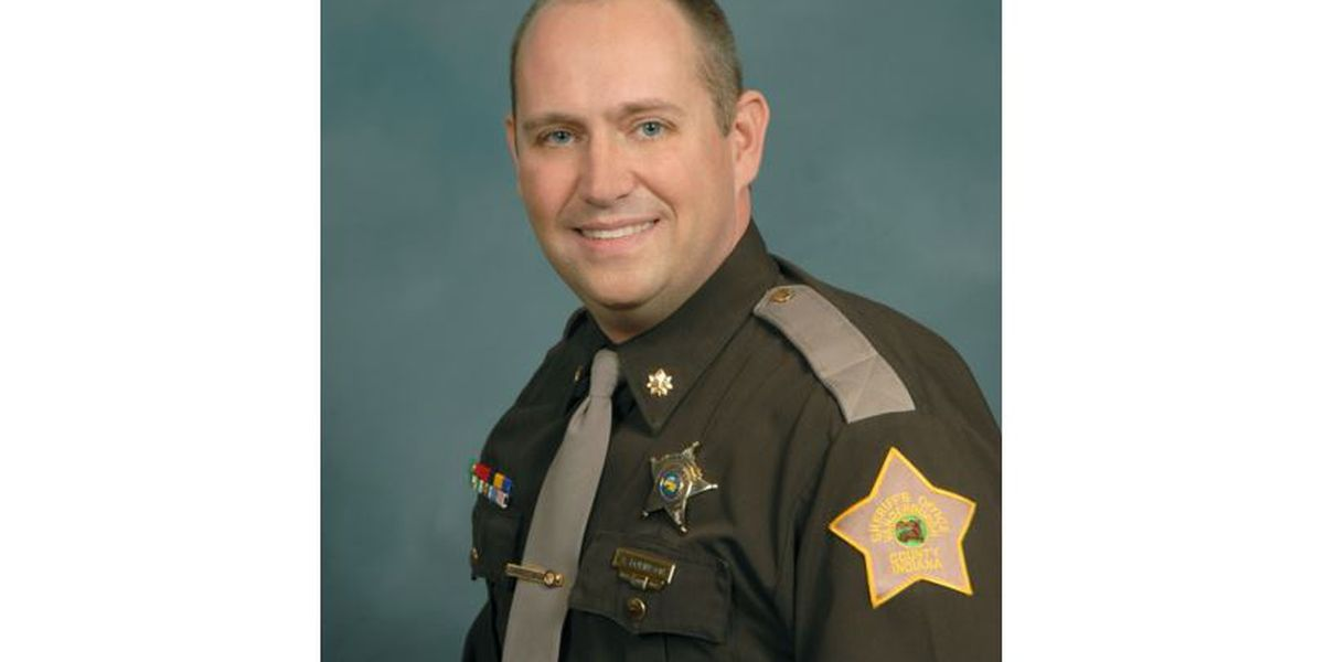 Chief Deputy Robinson announces run for Vanderburgh Co. Sheriff