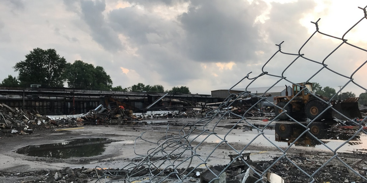 Cause of fire that destroyed Owensboro warehouse under investigation