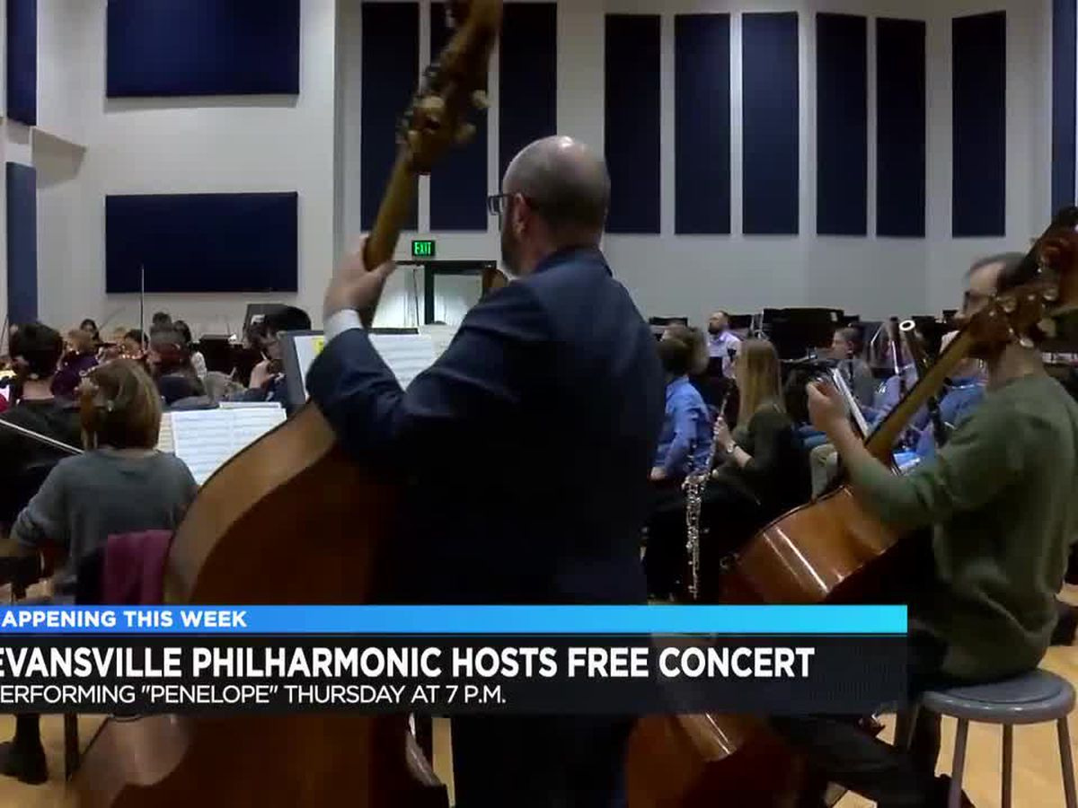 Evansville Philharmonic hosting free concert