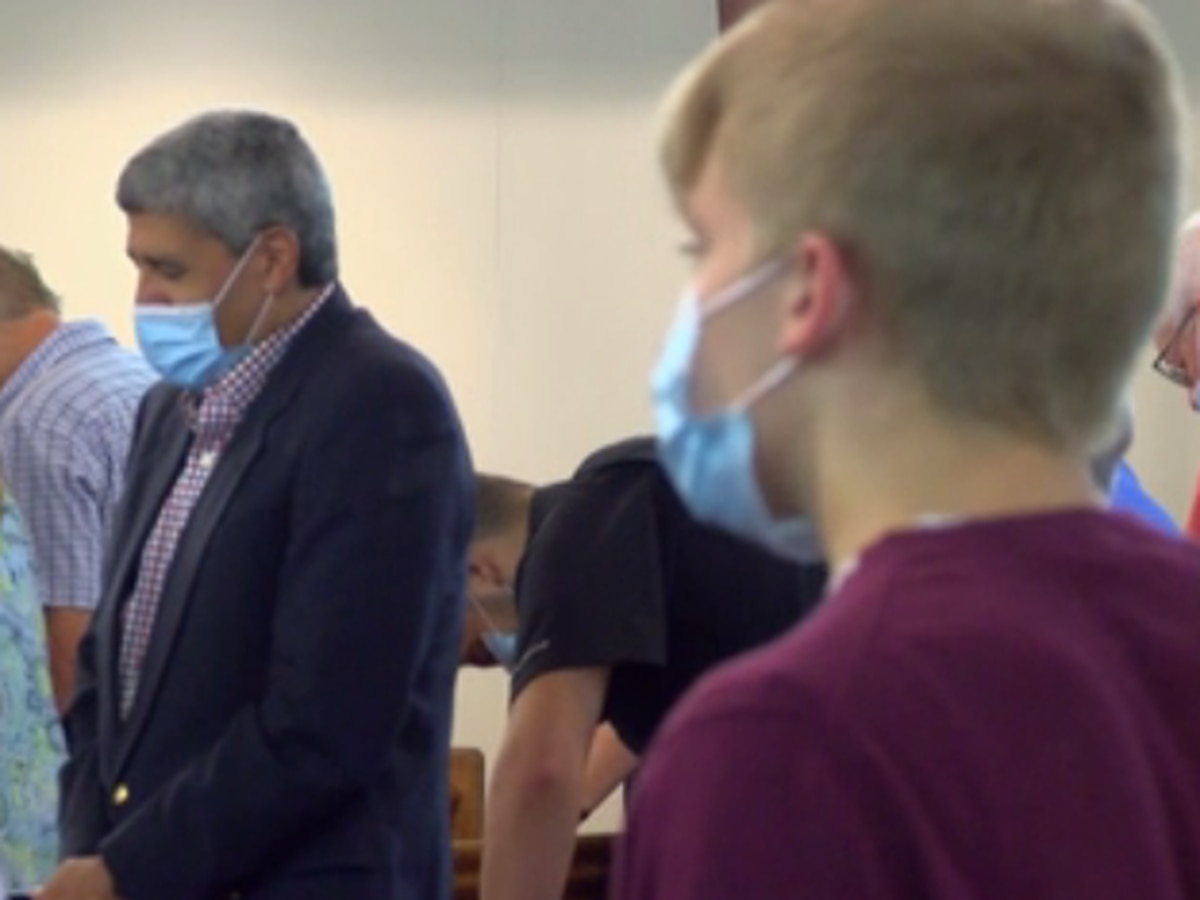 KY churches getting accustomed to new statewide mask mandate
