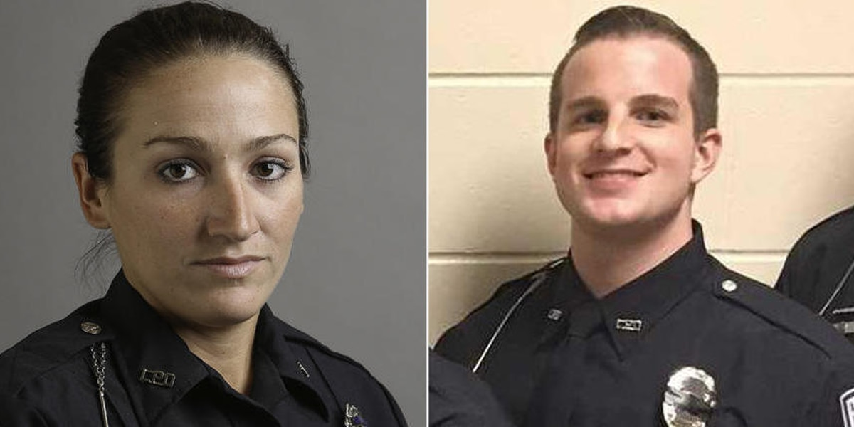 Lafayette officer won't be fired for accidental shooting