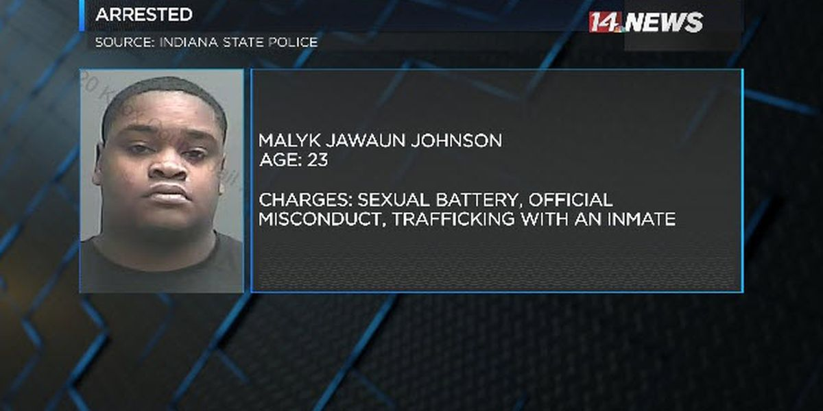 Correctional officer accused of sexually assaulting Henderson Co. female inmate
