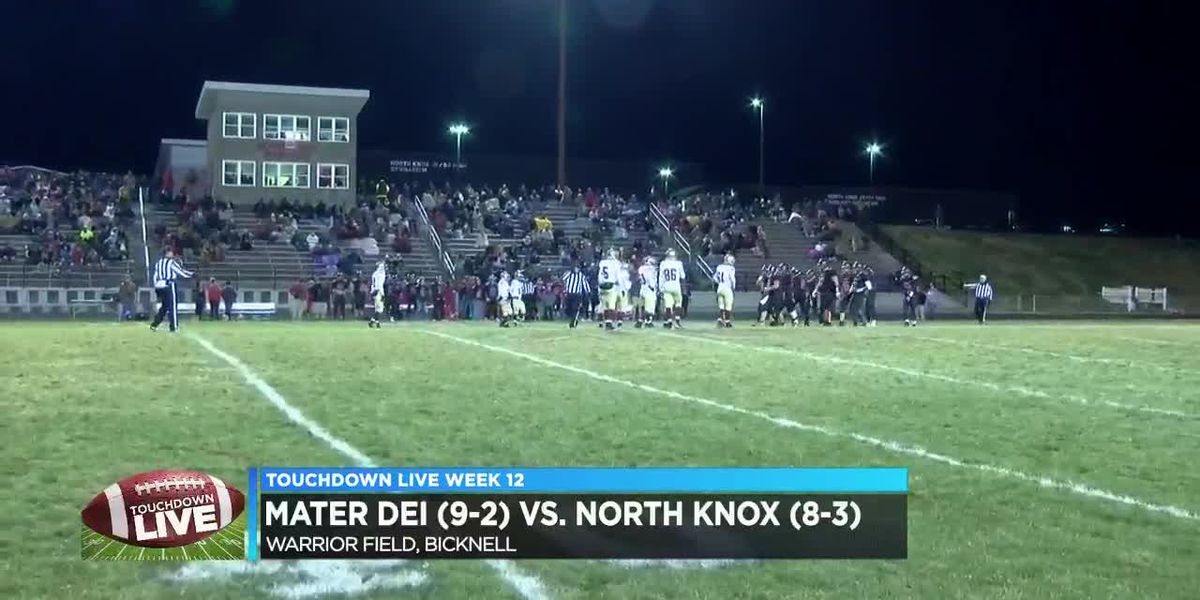 Touchdown Live Sectional Final: Mater Dei vs North Knox