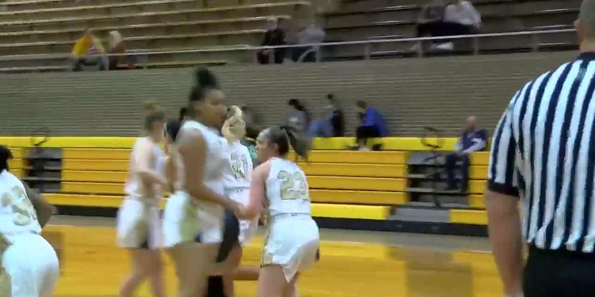 HS Girls Basketball: North vs Central