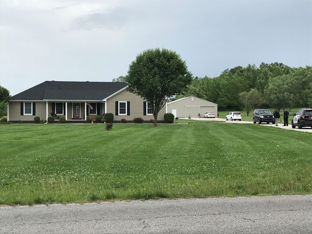 Daviess Co., KY homeowner shot armed intruder, sheriff's office says