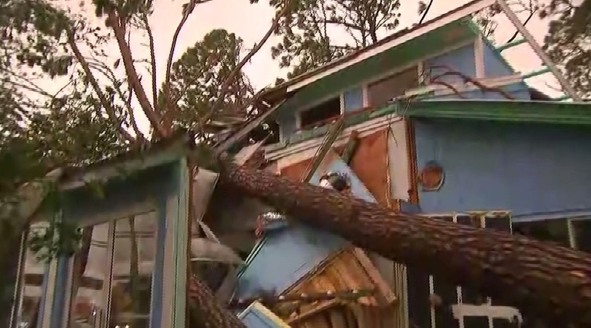 Owensboro native riding out Hurricane Michael in Panama City