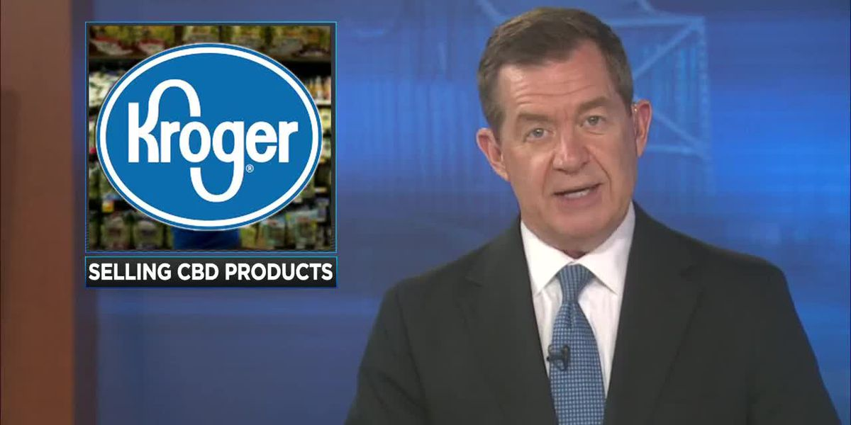Kroger to start selling CBD products
