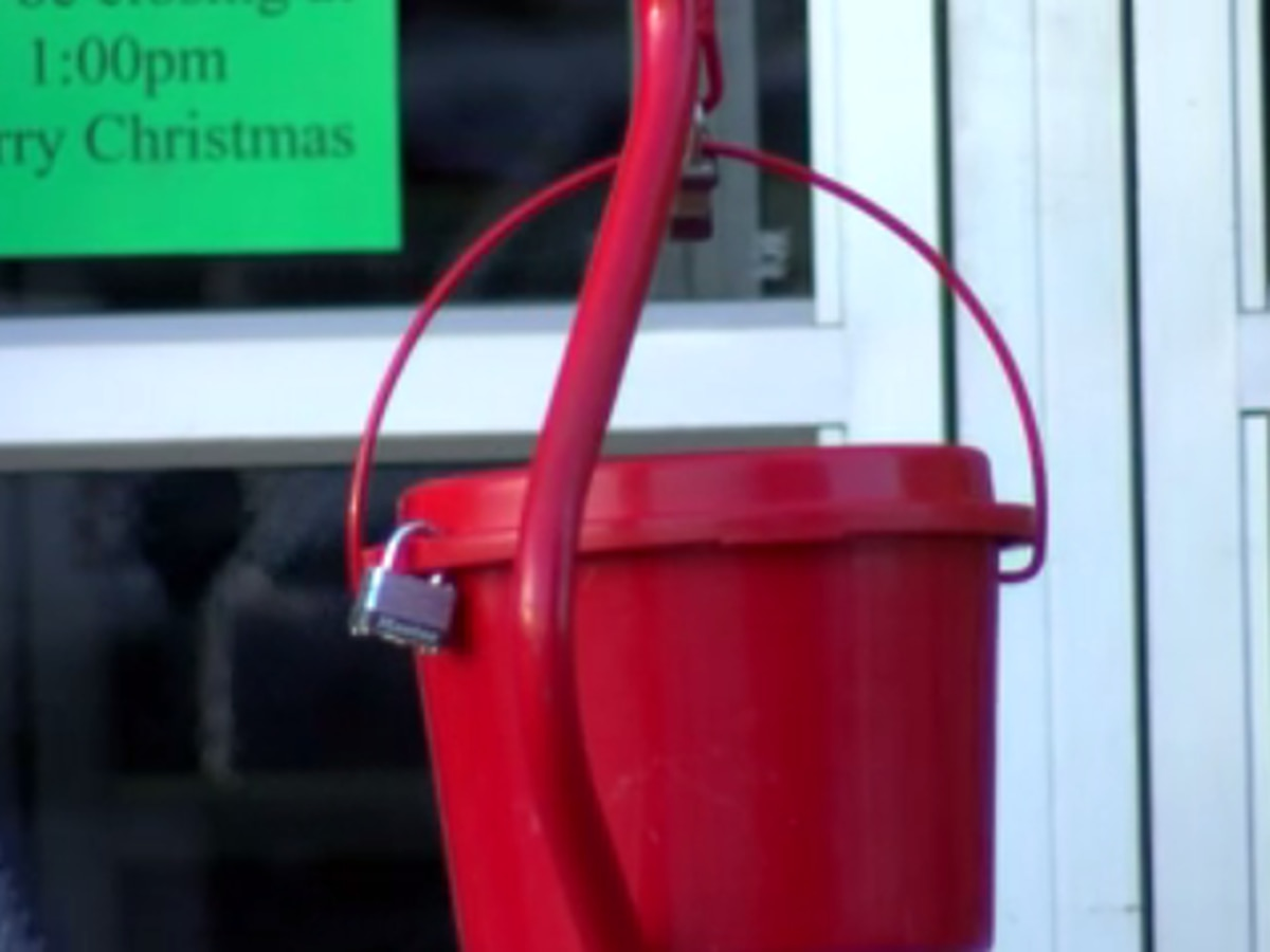 Salvation Army modernizes Red Kettle project